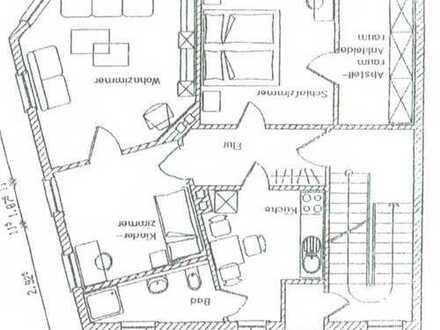 4 Raum Altbau Wohnung in der Lutherstraße 23 ab sofort