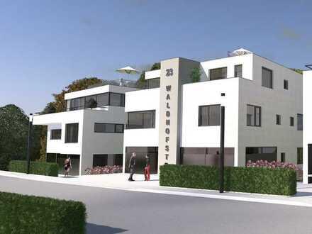 Exklusive 5-Zimmer Maisonette Wohnung mit ca. 176,65 m² und ca. 170,00 m² großem Privatgarten