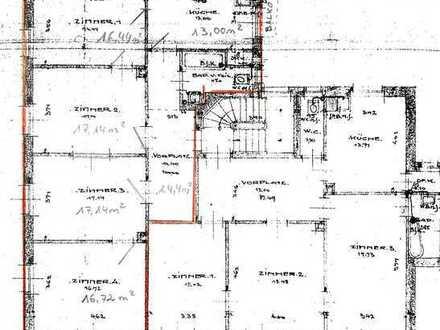 Grundsanierte Altbau 4-Zimmer-Wohnung in Freiburg Herdern