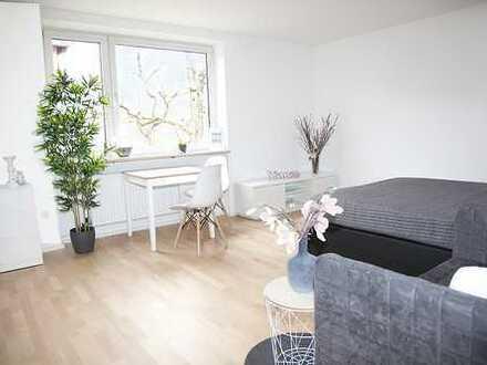 1 Zimmer Appartement in Bogenhausen/Oberföhring mit Klimaanlage – 4% Rendite möglich