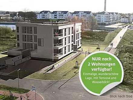 YACHTHAFEN 75, Eigentumswohnung mit Wasserblick und Garten !!!
