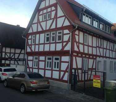 Profi Concept: Hainburg: wunderschöne 4-Zimmer-Maisonette-Wohnung im Fachwerkhaus