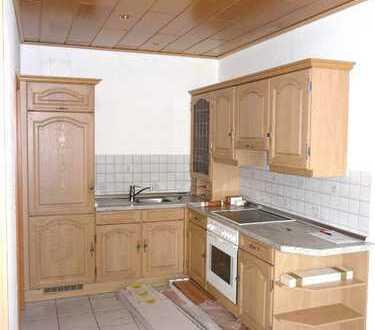 Gepflegte 2-Raum-Wohnung mit Einbauküche, Balkon, Laminat und Pkw-Stellplatz in Cottbus-Sandow!
