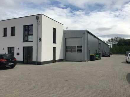 Halle 162 qm Rheinbach Industriegebiet Nord .neu ,