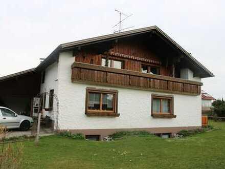 Schöne vier Zimmer Wohnung im Oberallgäu (Kreis), Oy-Mittelberg, Oberzollhaus