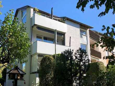Elegantes MFH mit 2 vermieteten Einheiten u. bezugsfreier EG-Wohnung in Stuttgart-Birkach