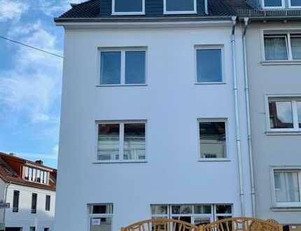 Top sanierte Erdgeschoss-Eigentumswohnung im Bremer Fesenfeld