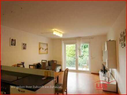 Vermietete 2-Zimmer Eigentumswohnung