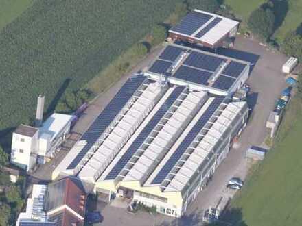 PROVISIONSFREI, 6.100m² Hallenflächen - davon auf 2.400m² Eigennutzung möglich
