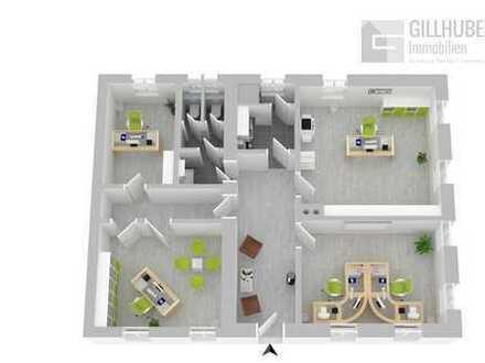 Büroeinheit mit separatem Eingangsbereich in Obermenzing