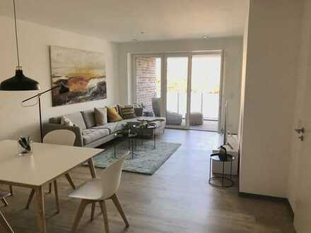 Exklusive, neuwertige 2-Zimmer-Wohnung (KfW40)