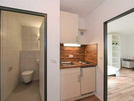 Vollständig möbliertes und komplett saniertes Apartment
