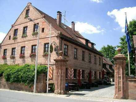 Gaststätte im historischen Gebäude ab 01.10.21