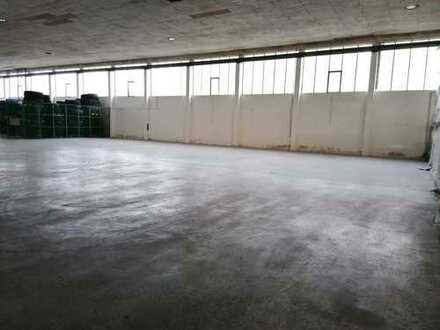 530 m² Lagerfläche mit 25m² Büro (neu) - gute Verkehrslage