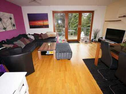 TOp! Komfortable 3-Zimmer-Wohnung, Parkett, Fußbodenheizung, S/W-Balkon in D-Lichtenbroich