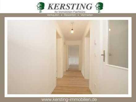 Krefeld - Hüls! Frisch sanierte 3-Zimmerwohnung in gefragter Lage!