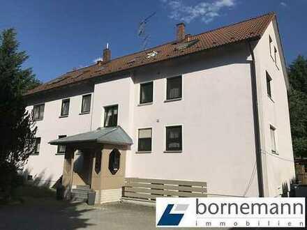Altdorf-Ortsteil! 5-Familienhaus (EG-Wohnung frei), schönes Grundstück, 5 Carports + 5 Stellplätze