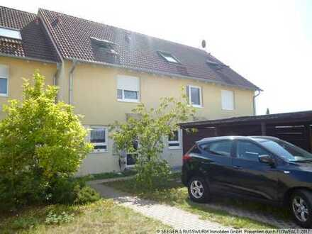Kandel - Interessantes Familienhaus (RMH) - im Grünen mit Potential