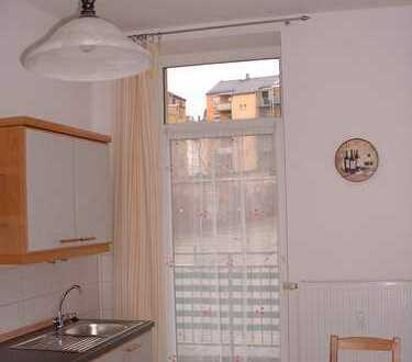 großzügige 2-Raum-Wohnung, Balk.EBK, gr.Bad m FeDuWa