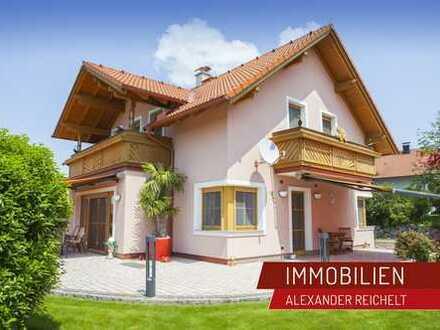 Haus mit luxus Ausstattung - Bergblick - Nähe Burghausen -
