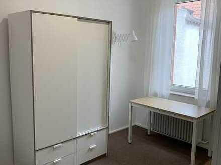 Teilmöbliertes 1-Zimmer-Apartment im Herzen von Heidelberg, Alt-Handschuhsheim