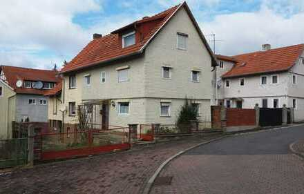 Wohngebäude (Fachwerkhaus) mit Anbau und Nebengebäude