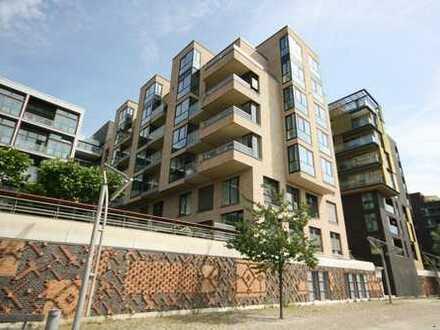 YOO HAUS BY PHILIPPE STARCK – möbl. Penthouse mit 2 TG-Stellplätzen und seitl. Elbphilharmonie-Blick