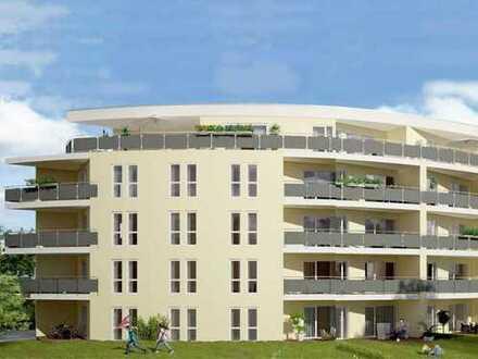 Erstbezug: stilvolle 3-Zimmer-Wohnung mit Balkon in Maintal