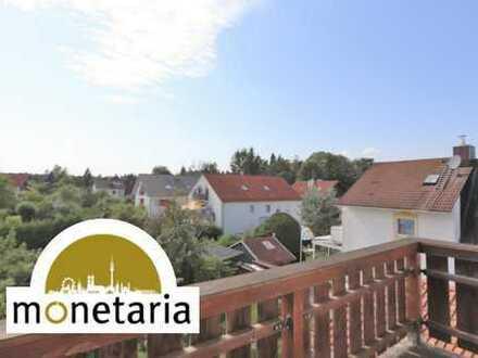 Erstverkauf nach Umwandlung - Vermietete Dachwohnung