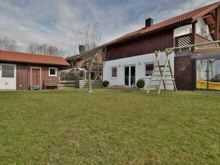 MARNBACH: Einfamilienhaus in Kreisstadtnähe