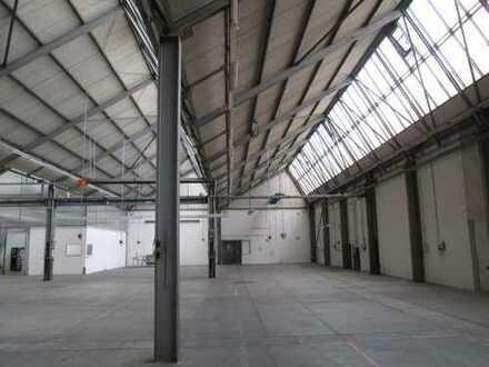 Gepflegte Lager-Gewerbehalle in Offenburg