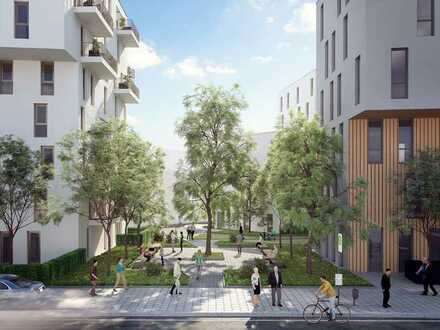 RESERVIERT   Attraktiv, hell und freundlich! 4-Zi.-EG-Wohnung mit Terrasse in Top-Lage am Stadtpark