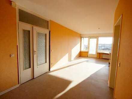 WG- geeignete Wohnung zu vermieten!