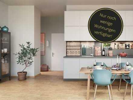 Ein perfektes Zuhause für moderne Großstädter: 2-Zimmer-Wohnung auf ca. 52 m² in Frankfurt City