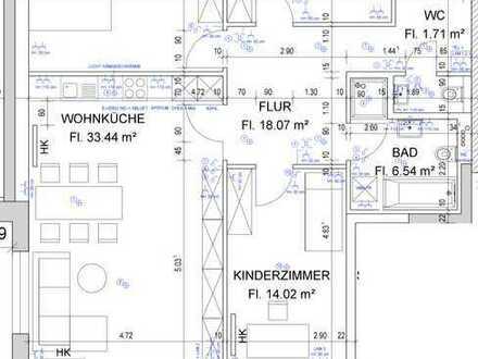 Attraktive 4-Zimmer-Wohnung mit Schlossblick