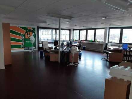schöne funktionale Bürofläche