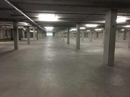 Große Lagerfläche mitten in Kaufbeuren