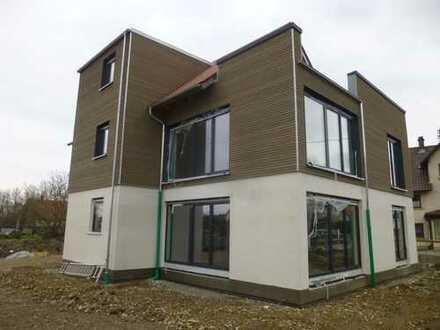 3 Zi. Neubau Traumwohnung mit 105qm Wfl., gr. Terrasse, Garage und gehobener Ausstattung