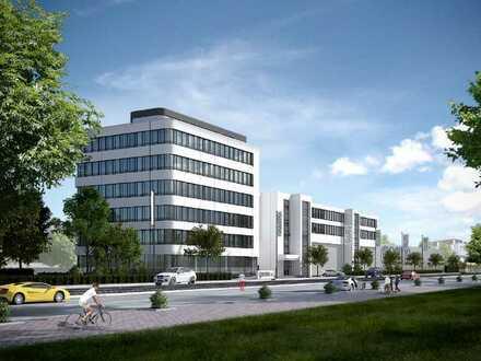 Neubau-Büroflächen zur Miete