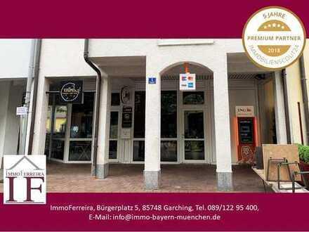 Ladengeschäft / Praxis / Büroräume mit ca. 10 m Schaufensterfront in 1A-Lage