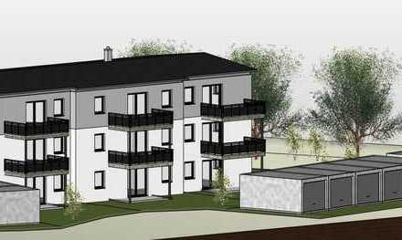 Errichtung einer Wohnanlage in Eschenbach