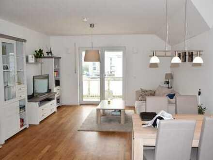 Mühldorf, helle, ruhige und hochwertig ausgestattete 2-Zi-DT-Neubauwohnung