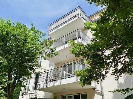 +++ Bezugsfrei ab März! Modernes 1-Raum-Appartment mit Balkon & Fußbodenheizung +++