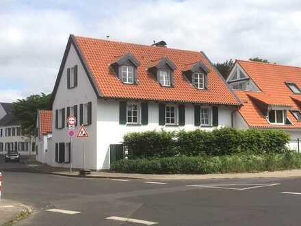 Denkmal trifft Moderne in der historischen Hofanlage in Kaiserswerth