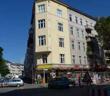1-Zimmeraltbauwohnung in Berlin-Schöneberg für 1 Jahr befristet