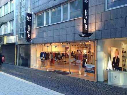 Dem Trend folgend! Großzügiges, freundliches, helles Ladenlokal nähe Adalbertstraße