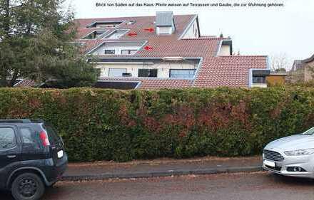 Edle 3,5-Z.-Maisonette-Wohnung in Rechberghausen, Erstbezug nach Komplettrenovierung
