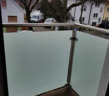 Neubau 3-Zimmer Wohnung mit Balkon in Griesheim