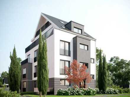 Neubau: Exklusive Eigentumswohnung im Grünen mit Garten