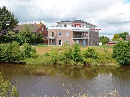 Wunderschöne, moderne Penthousewohnung in Moormerland zu vermieten!